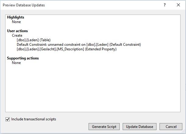 Figuur 20.11 database: Update database