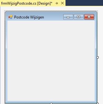 Figuur 22.3 Connected toegang: Property Text wijzigen