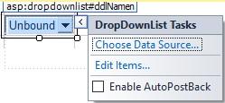 Figuur 27.14: DropDownList